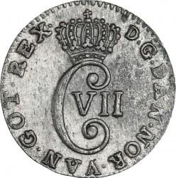 錢幣 > 4斯基林, 1783 - 丹麥王國  - obverse