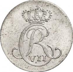 錢幣 > 4斯基林, 1807 - 丹麥王國  - obverse