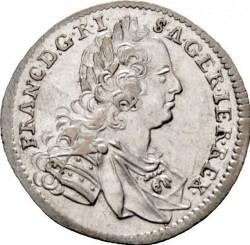 Moneda > 3kreuzer, 1747-1750 - Austria  - obverse