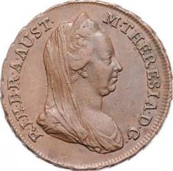 Münze > 1Kreuzer, 1772-1779 - Österreich   (Maria Theresia) - obverse