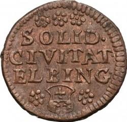 Münze > 1Solid, 1760-1763 - Polen  (Münze Elbląg) - reverse