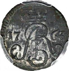 Münze > 1Solid, 1760-1763 - Polen  (Münze Toruń) - obverse
