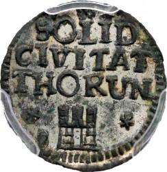 Münze > 1Solid, 1760-1763 - Polen  (Münze Toruń) - reverse
