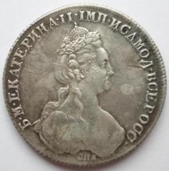 Монета > 1рубль, 1777-1782 - Россия  - obverse