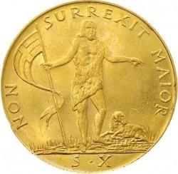 Νόμισμα > 10Σκούδα, 1961 - Κυρίαρχο Στρατιωτικό Τάγμα της Μάλτας  - reverse