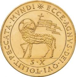 Монета > 10скуди, 1962-1963 - Малтийски орден  - reverse