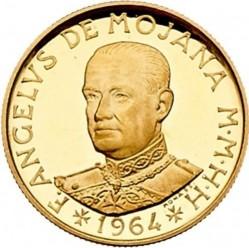 Монета > 5скуди, 1964 - Малтийски орден  - obverse