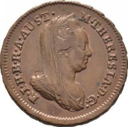 Münze > ½Kreuzer, 1772-1779 - Österreich   - obverse