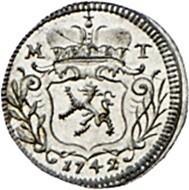 Монета > ½кройцер, 1741-1742 - Австрия  - obverse