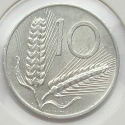 سکه > 10لیره, 1953 - ایتالیا  - obverse