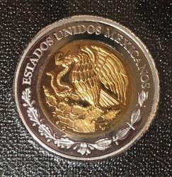 Coin > 5newpesos, 1995 - Mexico  - obverse
