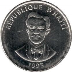 Монета > 5сантимів, 1995 - Гаїті  - obverse