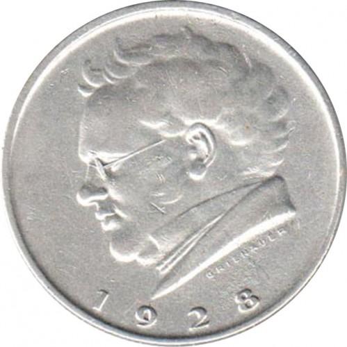 2 Schilling 1928 Franz Schubert österreich Münzen Wert Ucoinnet