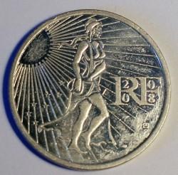 Moneda > 15euros, 2008 - Francia  (Sembradora) - obverse