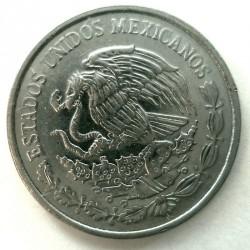 Moneta > 10sentavų, 1992-2009 - Meksika  - obverse