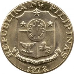 Mynt > 50sentimos, 1967-1975 - Filippinene  - obverse