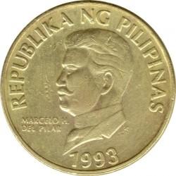 Moneta > 50centymów, 1991-1994 - Filipiny  - obverse
