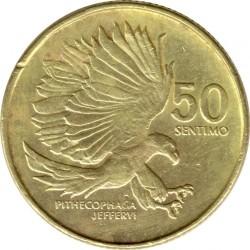 Moneta > 50centymów, 1991-1994 - Filipiny  - reverse