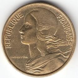 Moneta > 50centymów, 1962-1964 - Francja  - obverse