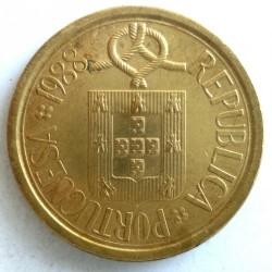 Mynt > 10escudos, 1986-2001 - Portugal  - obverse