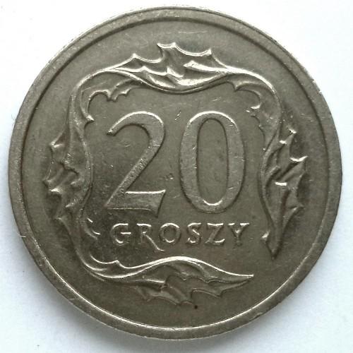 20 groszy 2012 цена монеты 5 рублей 2009 года ммд