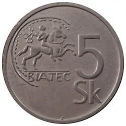 Moneta > 5koron, 1993-2008 - Słowacja  - reverse