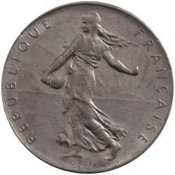 Moneda > 1franco, 1960-2001 - Francia  - obverse