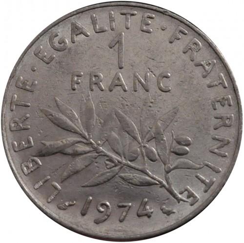 1 Franc 1960 2001 France Valeur Piece Ucoin Net