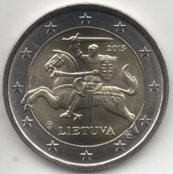 Moneta > 2euro, 2015-2017 - Lituania  - obverse