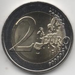 Moneta > 2euro, 2015-2017 - Lituania  - reverse
