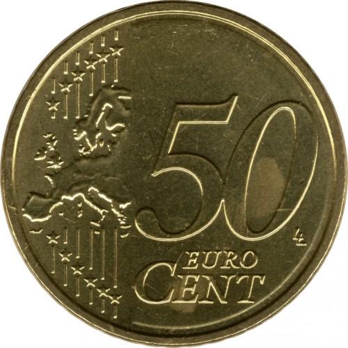 Lettonia 50 centesimi 2014 2016 km 155 catalogo for Moneta 50 centesimi