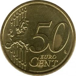 מטבע > 50סנט, 2014-2018 - לטביה  - reverse