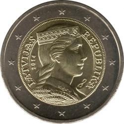 מטבע > 2אירו, 2014-2018 - לטביה  - obverse