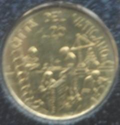 Mynt > 20lire, 1999 - Vatikanstaten  - reverse