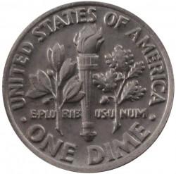 Minca > 1dime, 1965-2019 - USA  (Roosevelt Dime) - reverse