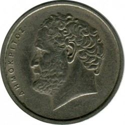 Монета > 10драхм, 1976-1980 - Греція  - reverse