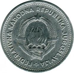 Monedă > 2dinari, 1953 - Iugoslavia  - obverse