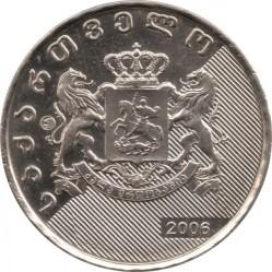 Монета > 1ларі, 2006 - Грузія  - obverse