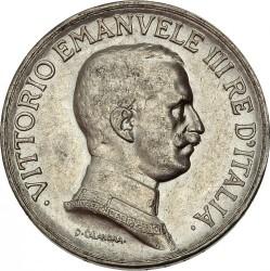 العملة > 1ليرة, 1915-1917 - إيطاليا  - obverse