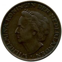 Monēta > 5centi, 1948 - Nīderlande  - obverse