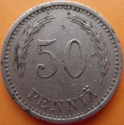 Münze > 50Penny, 1935 - Finnland  - reverse