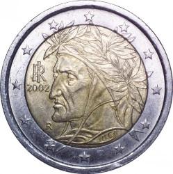 Монета > 2евро, 2002-2007 - Италия  - obverse