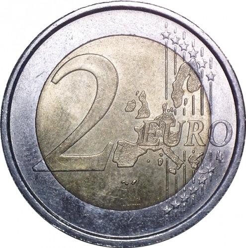 2 Euros 2002 2007 Italie Valeur Piece Ucoin Net
