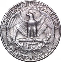 Moneda > 25centavos(cuarto), 1968 - Estados Unidos  - reverse