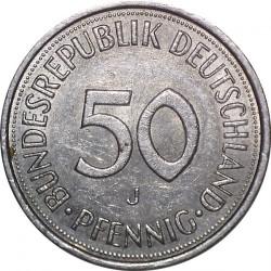Münze > 50Pfennig, 1991 - Deutschland  - obverse