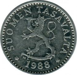 سکه > 10پنیا, 1983-1990 - فنلاند  - obverse