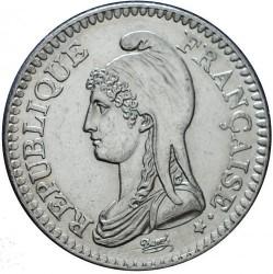 მონეტა > 1ფრანკი, 1992 - საფრანგეთი  (200th Anniversary - French Republic) - obverse