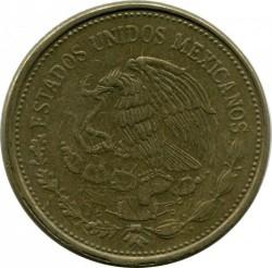 Coin > 100pesos, 1985 - Mexico  - reverse