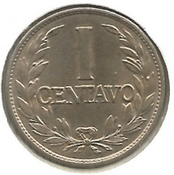 Coin > 1centavo, 1918-1948 - Colombia  - reverse