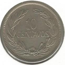 Pièce > 10centavos, 1919 - Équateur  - reverse